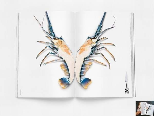 20 Yaratıcı Dergi Reklamı