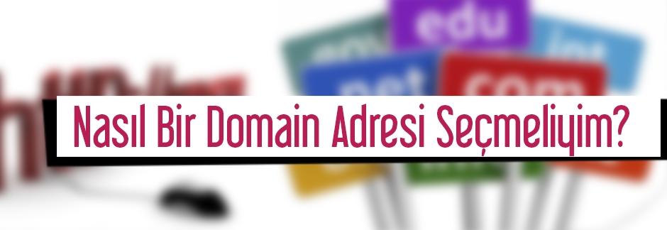 Web Tasarım da Domain Adresinin Etkisi