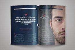 Hazır Dergi Tasarımı