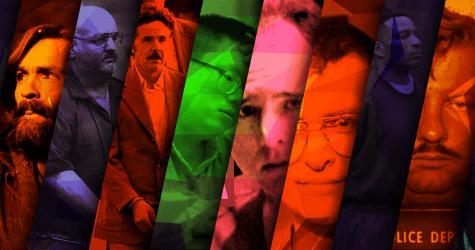 Ünlü Seri Katiller Tarafından Yapılmış Ürkütücü Tablolar