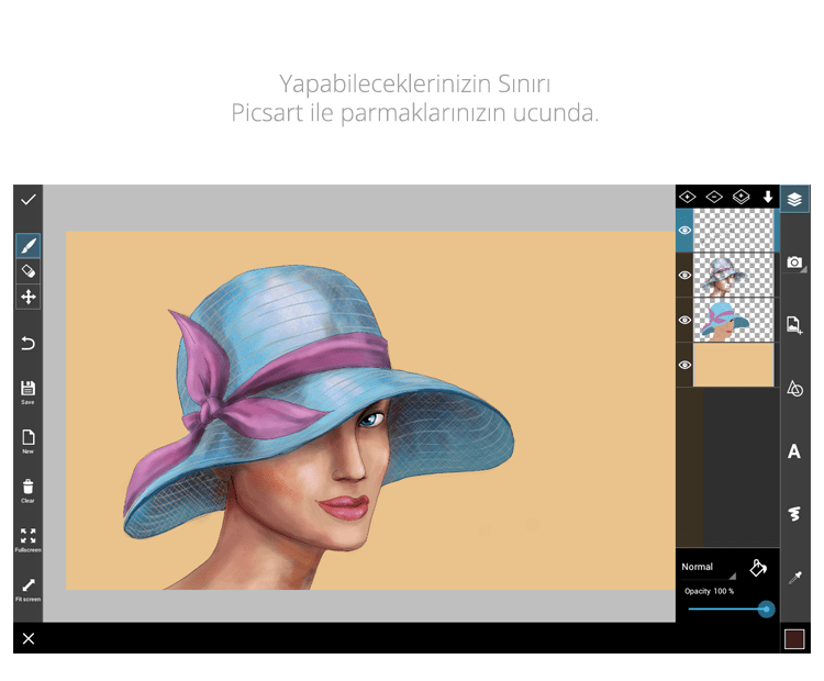 PicsArt - Fotoğraf Stüdyosu