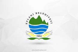 Eflani Belediyesi Vektörel Logosu