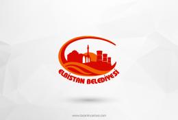 Elbistan Belediyesi Vektörel Logosu