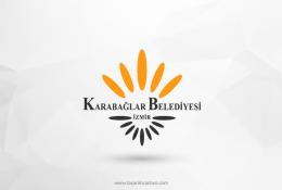 Karabağlar Belediyesi Vektörel Logosu