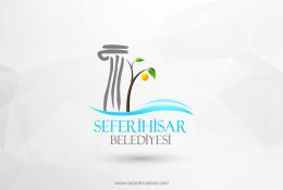 Seferihisar Belediyesi Vektörel Logosu