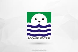 Foça Belediyesi Vektörel Logosu