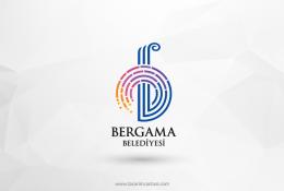 Bergama Belediyesi Vektörel Logosu