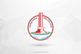 Karşıyaka Belediyesi Vektörel Logosu