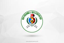 Reyhanlı Belediyesi Vektörel Logosu