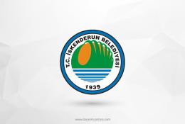 İskenderun Belediyesi Vektörel Logosu