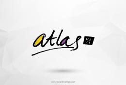 Atlas Halı Vektörel Logosu