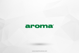 Aroma Vektörel Logosu