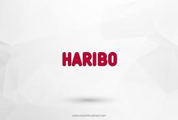 Haribo Vektörel Logosu