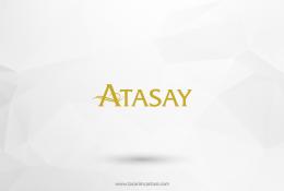 Atasay Vektörel Logosu