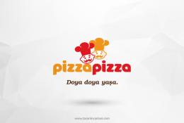 Pizza Pizza Vektörel Logosu