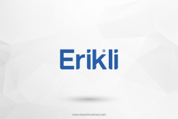 Erikli Vektörel Logosu