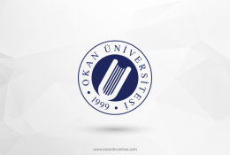 Okan Üniversitesi Vektörel Logosu