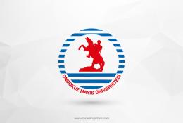 Ondokuz Mayıs Üniversitesi Vektörel Logosu
