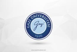 Gazi Üniversitesi Vektörel Logosu