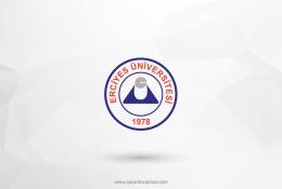 Erciyes Üniversitesi Vektörel Logosu