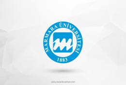 Marmara Üniversitesi Vektörel Logosu