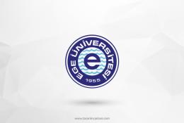 Ege Üniversitesi Vektörel Logosu
