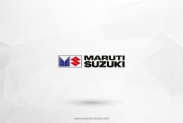 Maruti Suziki Vektörel Logosu