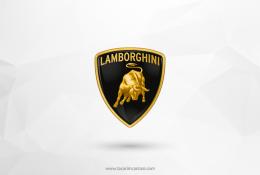 Lamborghini Vektörel Logosu