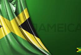 Jamaica Vektörel Bayrağı