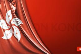 Hong Kong Vektörel Bayrağı