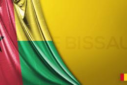 Gine-Bissau Vektörel Bayrağı