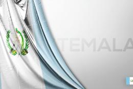 Guatemala Vektörel Bayrağı