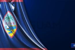 Guam Vektörel Bayrağı