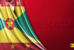 Grenada Vektörel Bayrağı