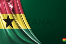 Gana Vektörel Bayrağı