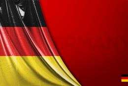 Almanya Vektörel Bayrağı