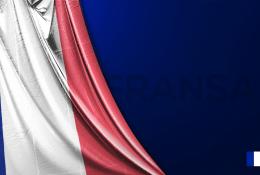 Fransa Vektörel Bayrağı