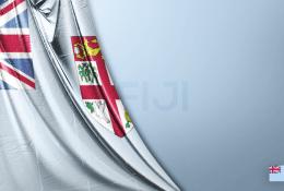 Fiji Vektörel Bayrağı