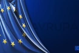 Avrupa Birliği Vektörel Bayrağı