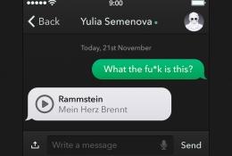 Mesaj Uygulaması Kiti