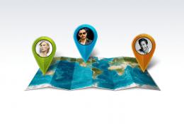 Harita İşaretçileri