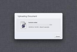 Mac Os Döküman Upload Kiti