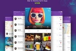 Restaurant & Bar App