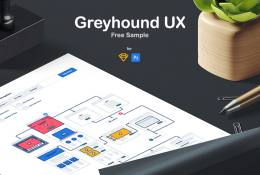 Greyhound UX Flowcharts