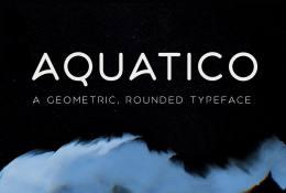 Aquatico Font