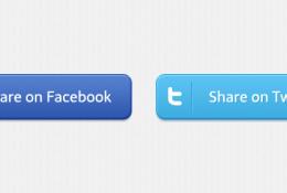 Sosyal Medya'da Paylaş Butonları