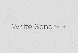 White Sand Pattern