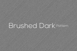Brushed Alum Dark Pattern