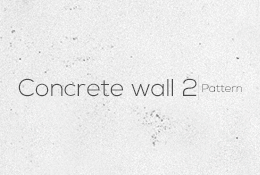 Concrete wall 2