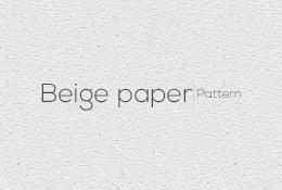 Beige paper Pattern
